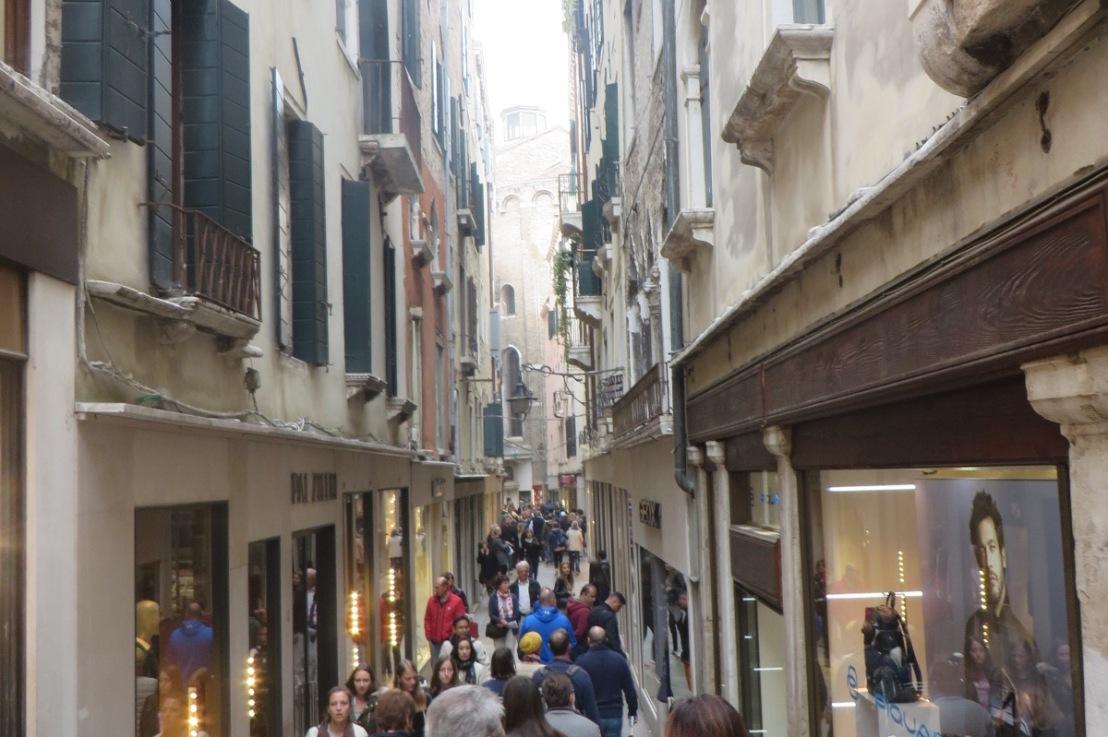 Conversations in Venice